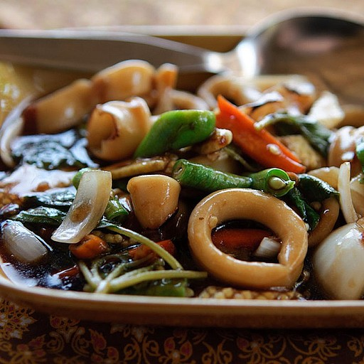 אוכל תאילנדי מעולה!