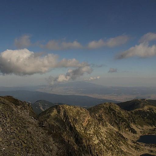 טעימה מהנוף בהר הגבוה בבולגריה