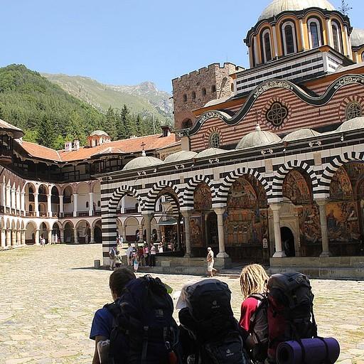 מנזר 'רילה'