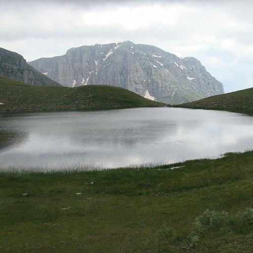 אגם דרקולימני