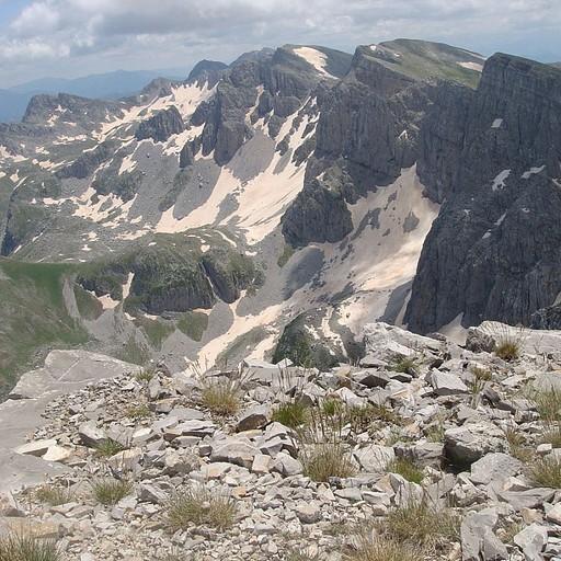 ה-קצה. הר גמילה