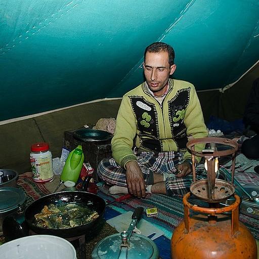 אוהל המטבח