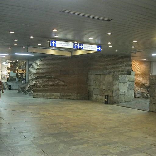 עתיקות ברכבת התחתית