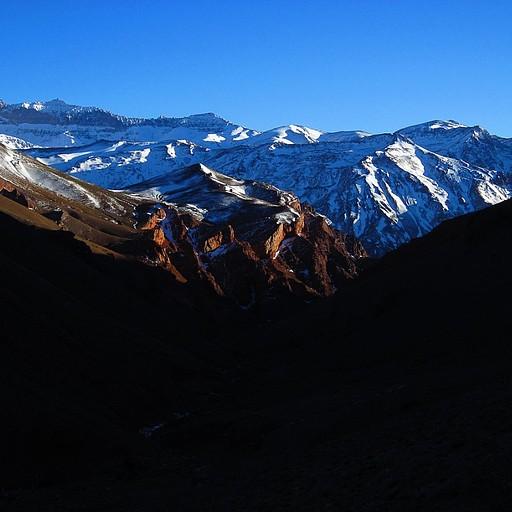 העמק אחרי הזריחה