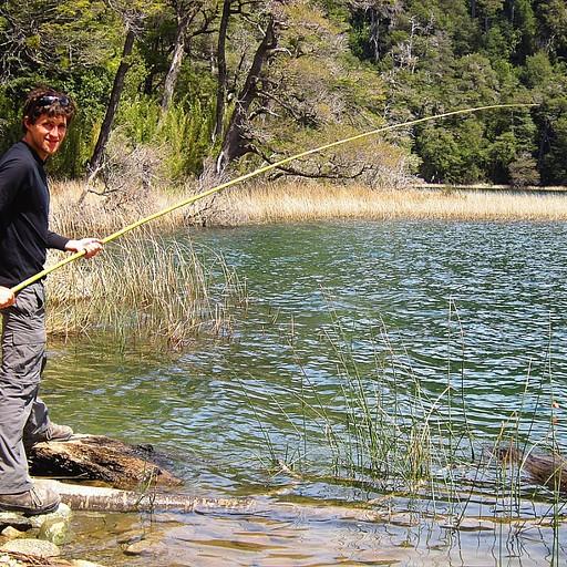 דן מוודא שגם פה אין דגים במים....