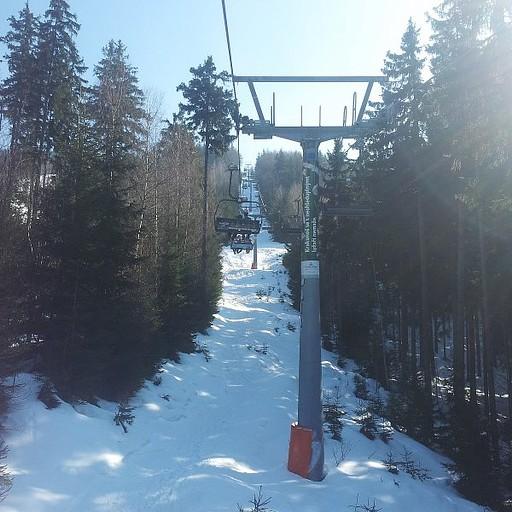 המעליות למסלול הכחול
