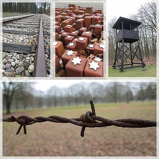 Nazi Transition Camp Westerbork