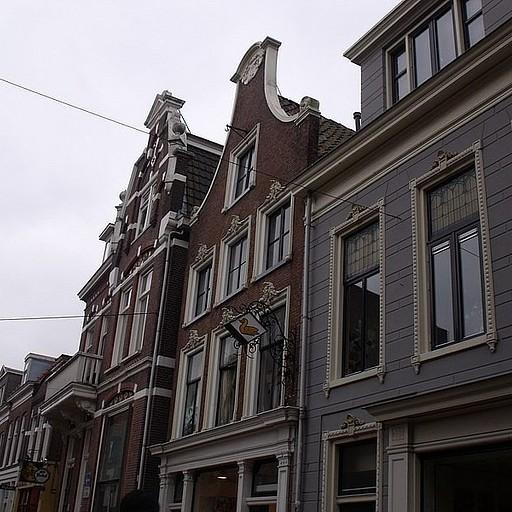 Street in Groningen