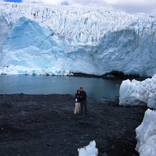 קרחון פסטורורי, נחמד מאוד בתור טיול התרגלות לגובה