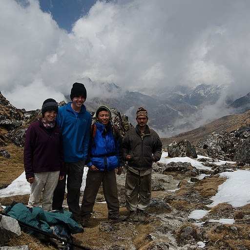 DzongriLa Pass - 4500m