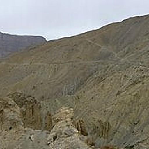 נוף מראש המנזר