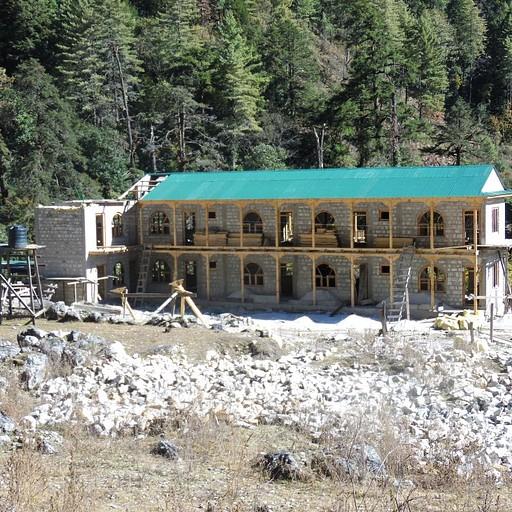 בית הארחה בבניה