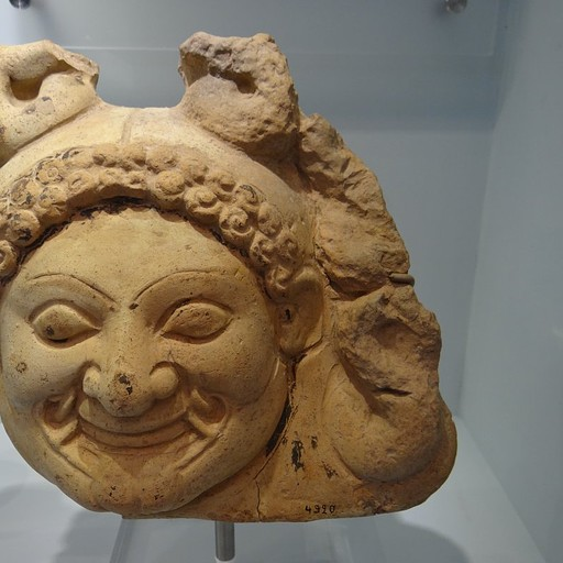 במוזיאון הארכיאולוגי של הרקליון