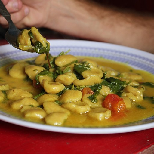 האוכל הלאדאקי המסורתי