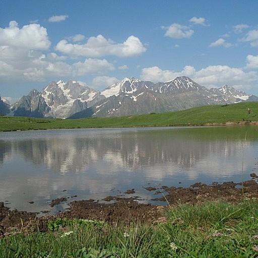 התמונות מהאגמים