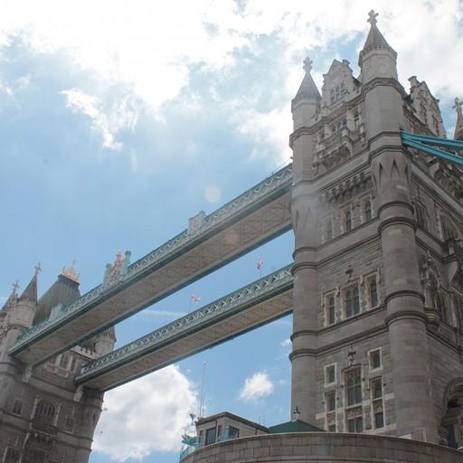 Tower of London צולם משייט