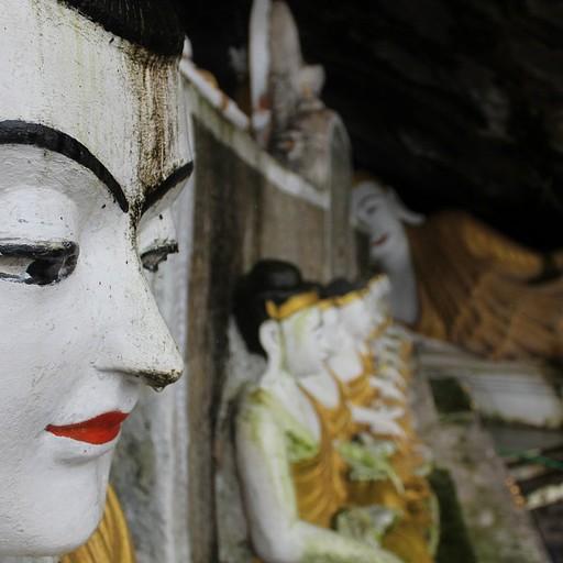 מקדש במערה סביב פא-אן