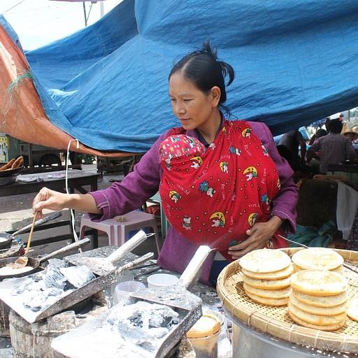 השוק בדונג'י