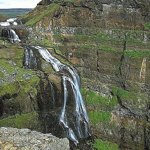 תמונה של המפל מתוך ויקיפדיה