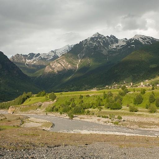 הנהר שליד זבשי
