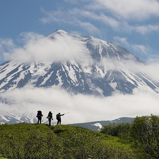 הר הגעש קוריאסקי