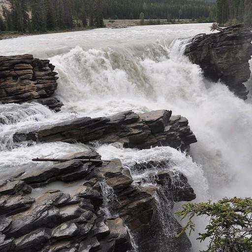 מפלי Athabasca