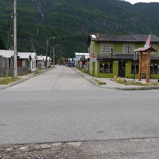 בכפר הנידח Villa Manihuales
