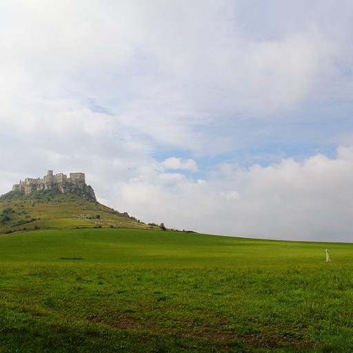 מצודת Spissky hard