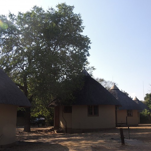 מחנה skukuza