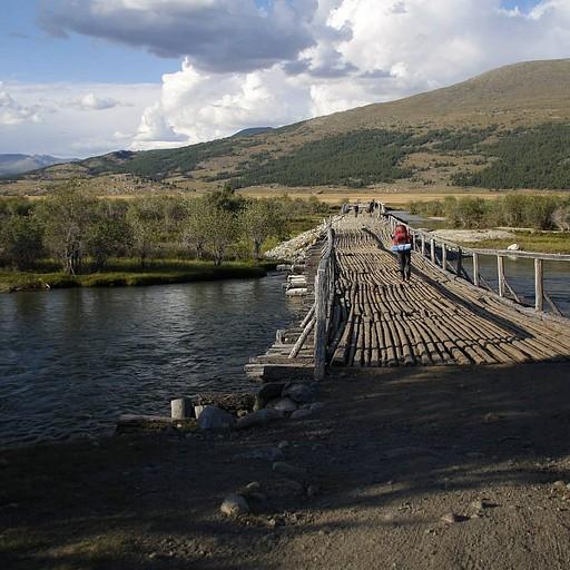 הגשר הראשון