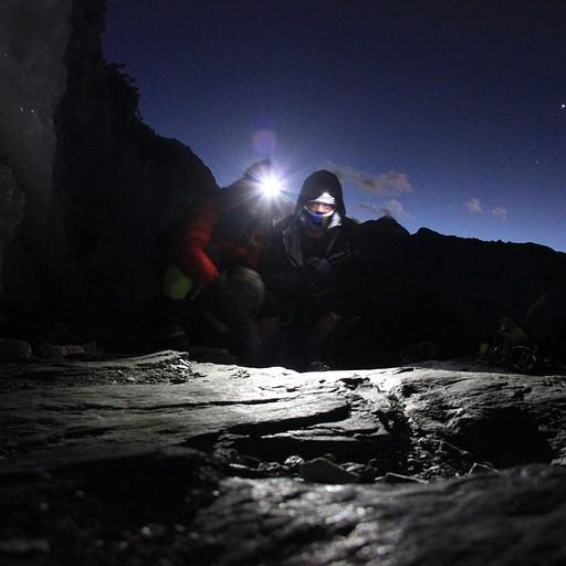 """אור ראשון לפני ה""""ice point"""". עצירה שעלתה בהרבה כאב ורעידות בלתי נשלטות"""