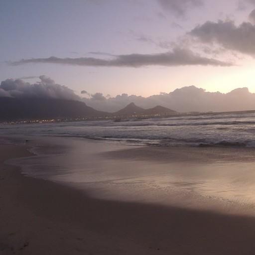 Table View Beach
