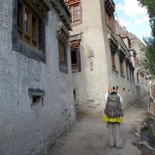 הכפר רומבק