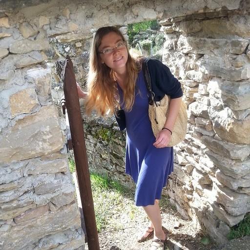 שער של בית ישן