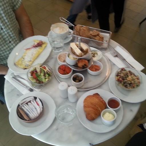 ארוחת הבוקר בחבה