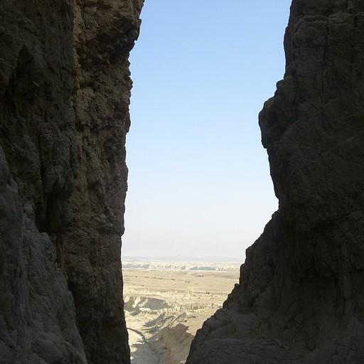 הנוף מהמעוק
