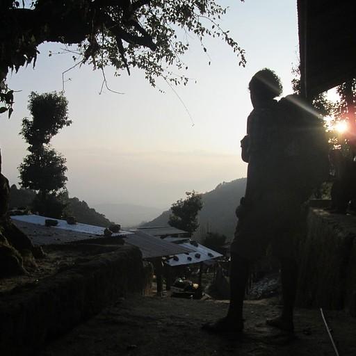 הנוף מ- Mulkharka