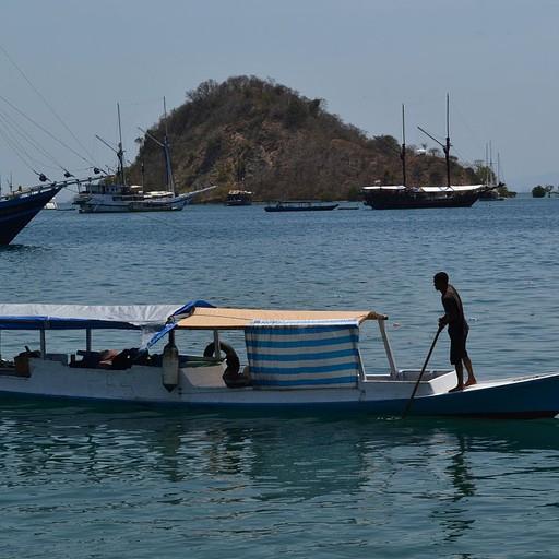 הנמל בלאבואן באג'ו