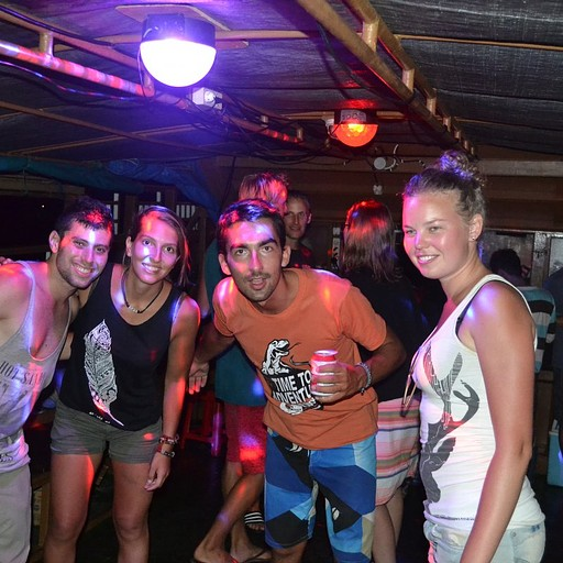 מסיבה על הסירה
