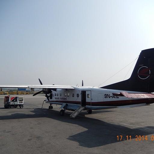 המטוס!