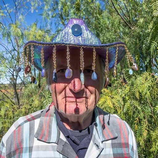 סטיבן אראסיק וכובע האופל מגרש הזבובים