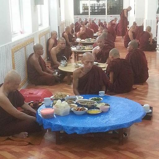 מנזר בבאגו