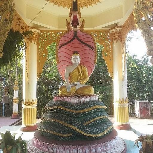 מקדש הנחש באגו