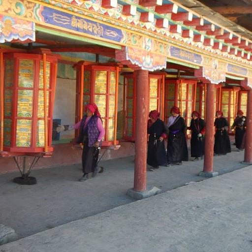 מקדש ביציאה מטאגונג