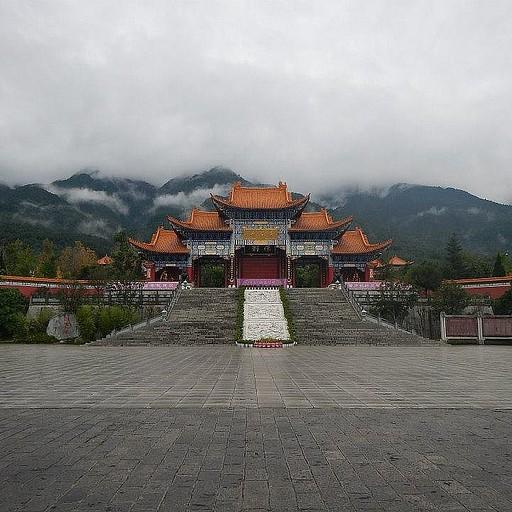 מקדשי צ'ואנגשאנג