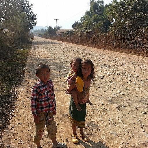 כפריים ליד ואנג ויינג
