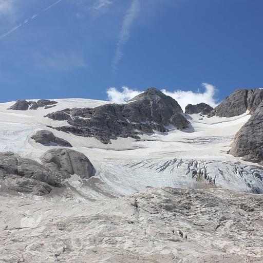 הקרחון של המרמולדה