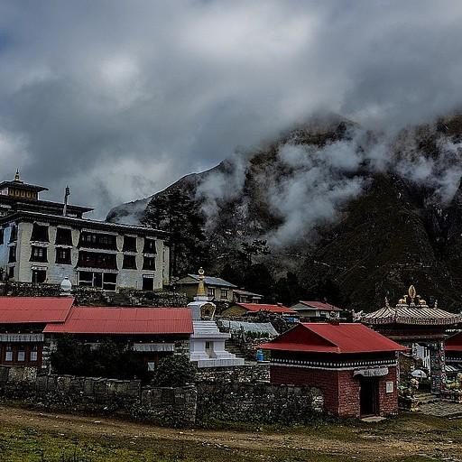 מנזר Tengboche