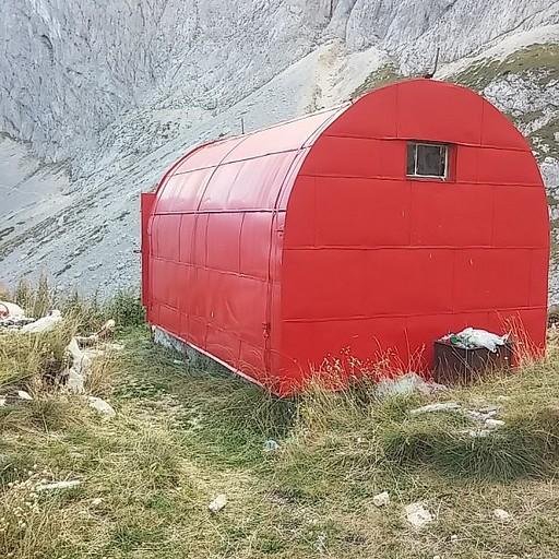 Alpine Bivak מזווית מחמיאה יותר