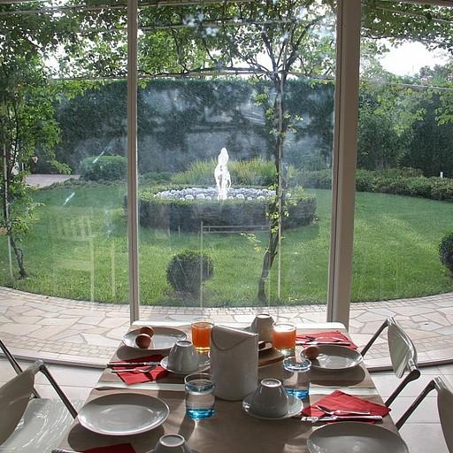 ארוחת בוקר בLa Casa di Linda